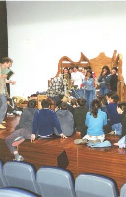 2003 VASCO NA CAMA